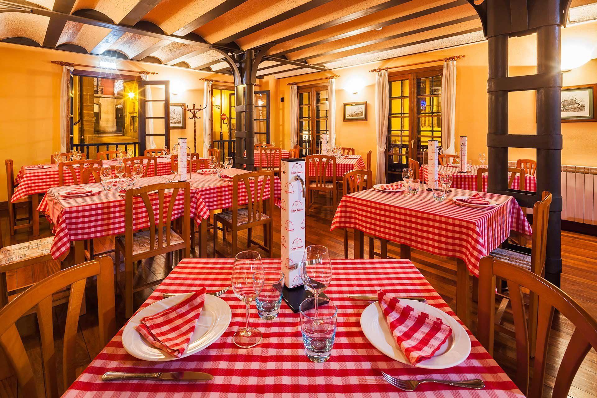 Casa Ramón Restaurant in Oviedo